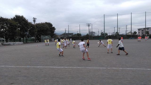 地元・富士市からアルティメットの普及・拡大を! 富士高校へのディスクの寄贈と元全日本プレーヤーによる実技指導_f0141310_06575262.jpg