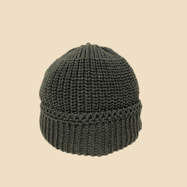10月19日(土)入荷! Dappper\'s LOT1363Classical ARMY Style Knit Cap_c0144020_18463690.jpg