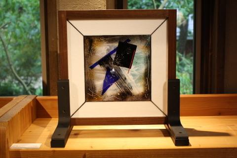 大須賀昭彦 和子 ステンドグラスの灯り展 10月27日(日)まで開催_a0260022_16041411.jpg