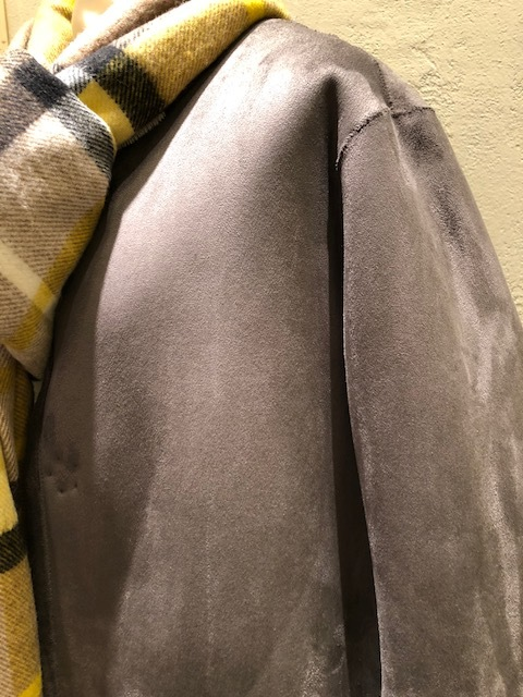 Le Glazik  nocollar fakemouton reversible coat_a0222424_21113693.jpg