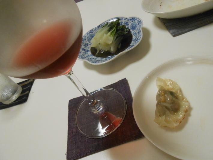 ラム餃子にはローズマリーが欠かせない。奥野田ロッソに合わないわけがない。_a0095931_09512730.jpg