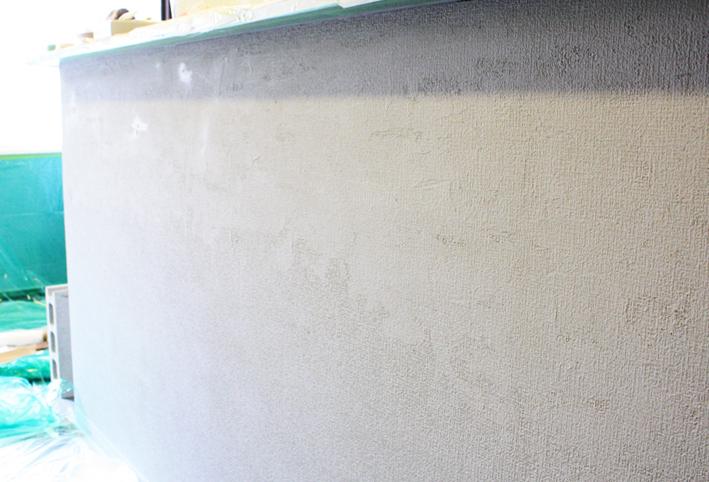 賃貸壁を「モルタル風」にDIYペイント_d0351435_08555996.jpg