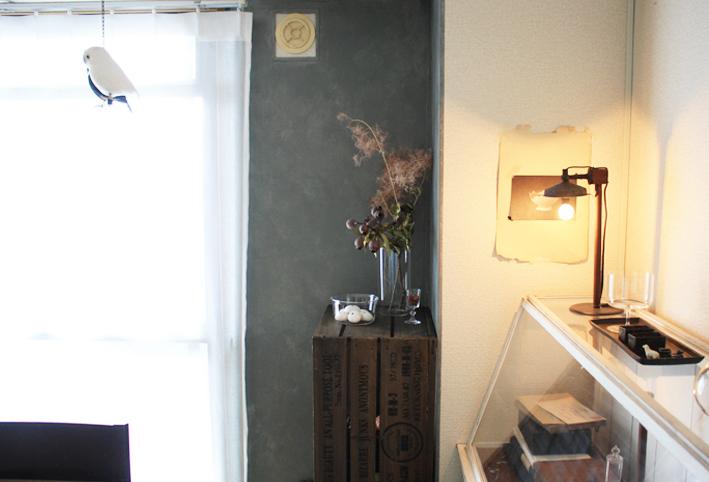 賃貸壁を「モルタル風」にDIYペイント_d0351435_11080602.jpg