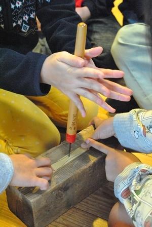 小学生、秋の環境学習_a0123836_16172646.jpg