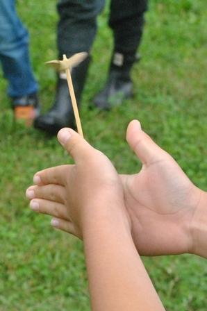 小学生、秋の環境学習_a0123836_16173696.jpg