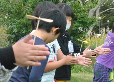 小学生、秋の環境学習_a0123836_16174265.jpg