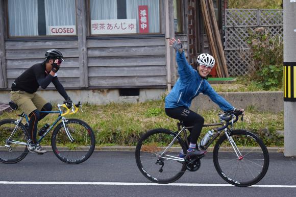 2019秋の丹後半島グルメサイクリング無事に完走されました!_d0182937_12493010.jpg