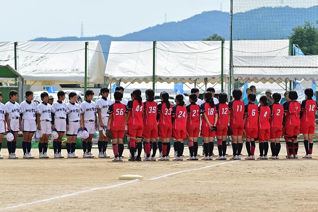 2019和歌山全中3日目 神田VS神村学園_b0249247_20430944.jpg