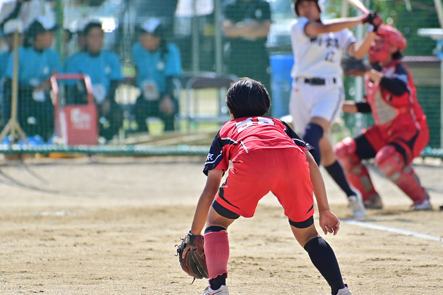 2019和歌山全中3日目 神田VS神村学園_b0249247_20432576.jpg