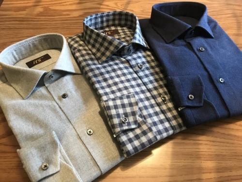 恒例!2019 ~秋のオプションフェア~「オーダードレス&カジュアルシャツ」&「レディスシャツ」 編_c0177259_21203818.jpeg