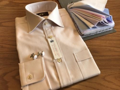 恒例!2019 ~秋のオプションフェア~「オーダードレス&カジュアルシャツ」&「レディスシャツ」 編_c0177259_21223552.jpeg