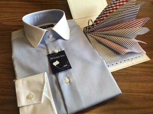 恒例!2019 ~秋のオプションフェア~「オーダードレス&カジュアルシャツ」&「レディスシャツ」 編_c0177259_21232945.jpeg