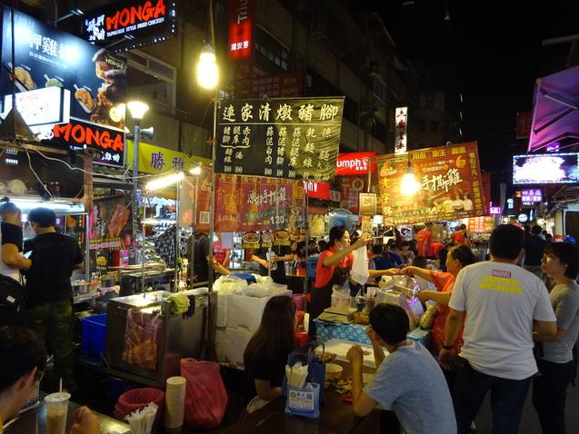 たった26時間の台北 (8) 饒河夜市_b0405262_23402247.jpg
