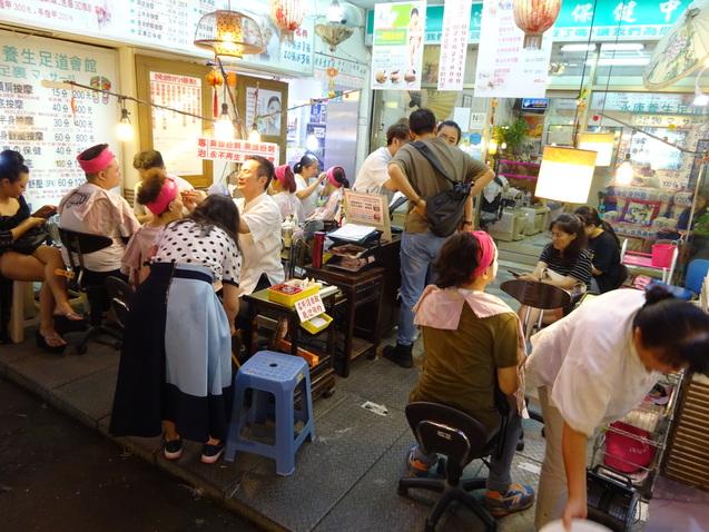 たった26時間の台北 (8) 饒河夜市_b0405262_2340356.jpg