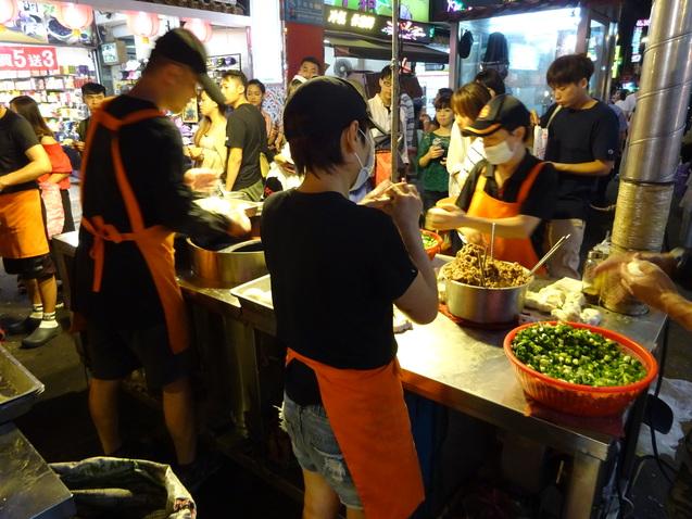 たった26時間の台北 (8) 饒河夜市_b0405262_23413091.jpg