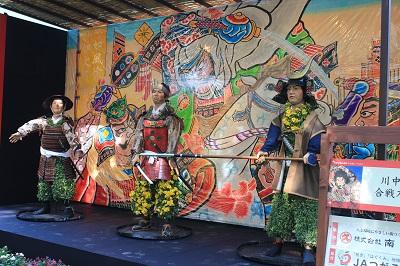 「弘前城菊と紅葉まつり2019」開幕!_d0131668_1583839.jpg