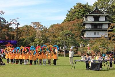 「弘前城菊と紅葉まつり2019」開幕!_d0131668_15865.jpg