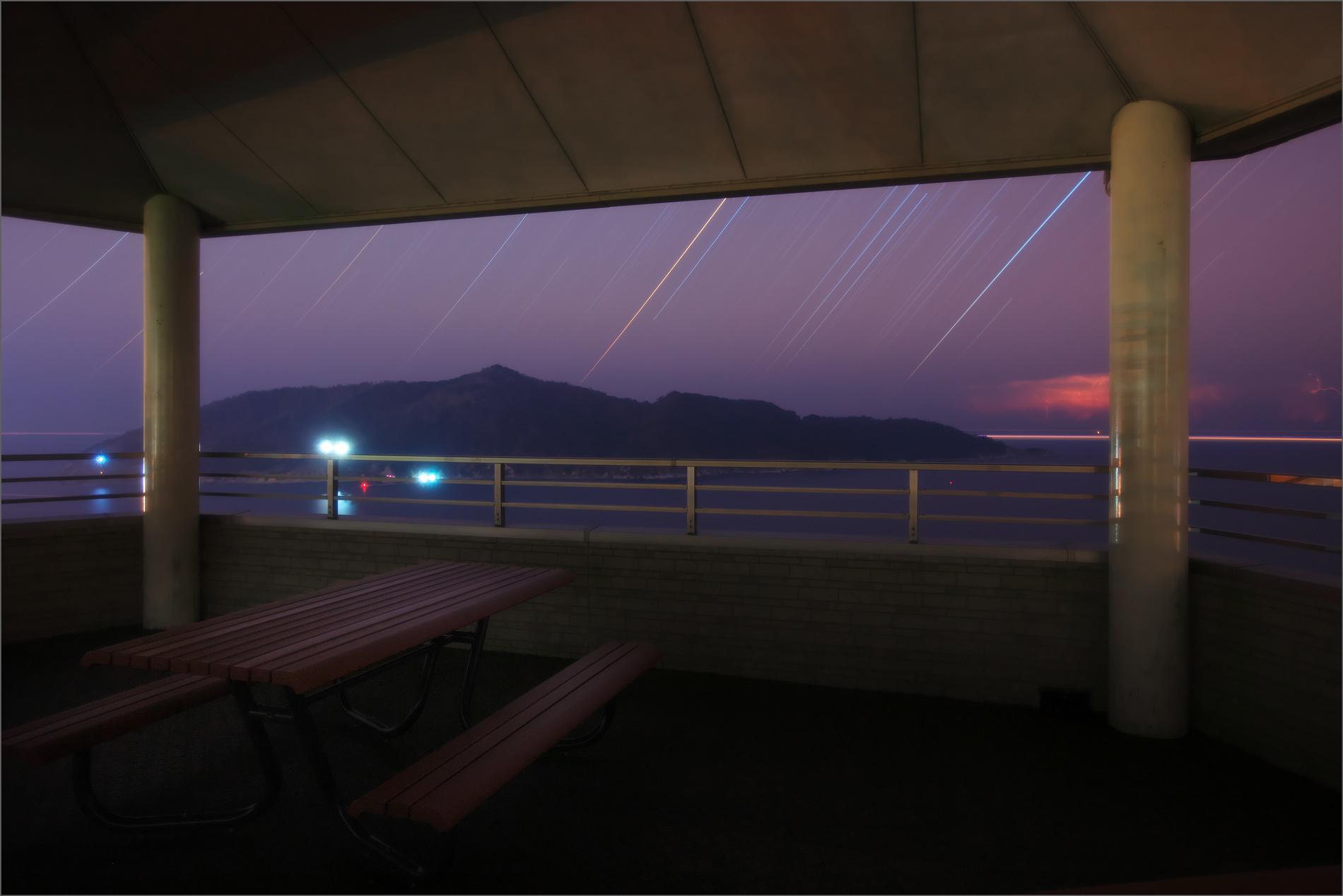 雷鳴とオリオン _b0191074_22115882.jpg