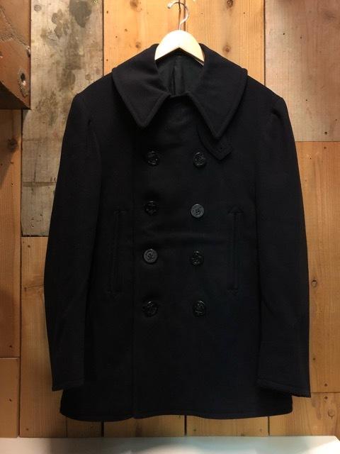 30\'s~40\'s U.S.Navy 10-Button P-Coat!!(マグネッツ大阪アメ村店)_c0078587_15333315.jpg
