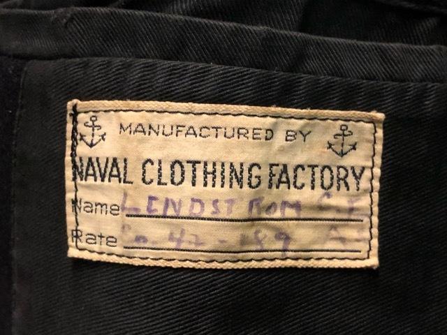 30\'s~40\'s U.S.Navy 10-Button P-Coat!!(マグネッツ大阪アメ村店)_c0078587_15335708.jpg