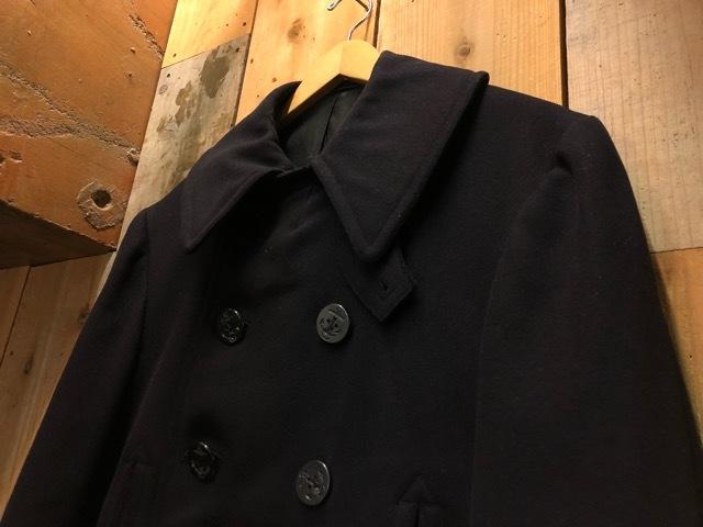 30\'s~40\'s U.S.Navy 10-Button P-Coat!!(マグネッツ大阪アメ村店)_c0078587_15340574.jpg