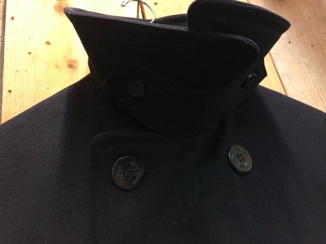 30\'s~40\'s U.S.Navy 10-Button P-Coat!!(マグネッツ大阪アメ村店)_c0078587_15341301.jpg