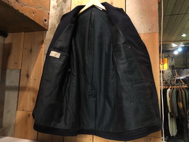 30\'s~40\'s U.S.Navy 10-Button P-Coat!!(マグネッツ大阪アメ村店)_c0078587_15342313.jpg