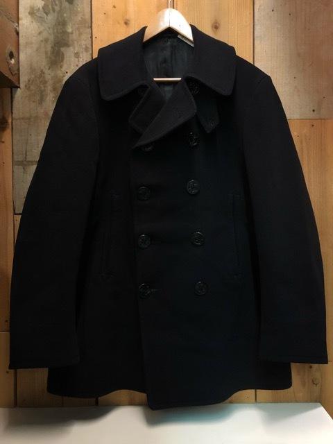 30\'s~40\'s U.S.Navy 10-Button P-Coat!!(マグネッツ大阪アメ村店)_c0078587_15394527.jpg