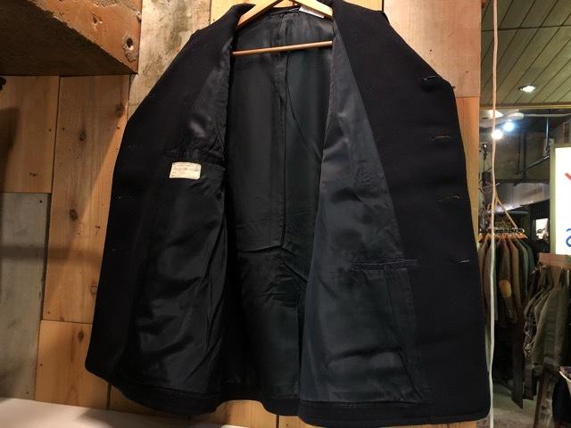 30\'s~40\'s U.S.Navy 10-Button P-Coat!!(マグネッツ大阪アメ村店)_c0078587_15400736.jpg