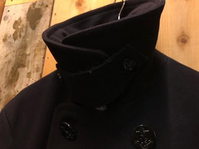 30\'s~40\'s U.S.Navy 10-Button P-Coat!!(マグネッツ大阪アメ村店)_c0078587_15402138.jpg