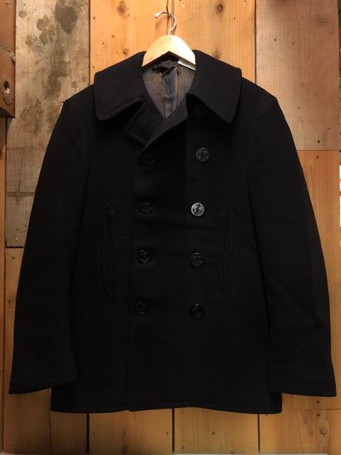 30\'s~40\'s U.S.Navy 10-Button P-Coat!!(マグネッツ大阪アメ村店)_c0078587_15415600.jpg