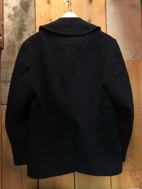 30\'s~40\'s U.S.Navy 10-Button P-Coat!!(マグネッツ大阪アメ村店)_c0078587_15420375.jpg