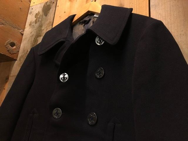 30\'s~40\'s U.S.Navy 10-Button P-Coat!!(マグネッツ大阪アメ村店)_c0078587_15422825.jpg