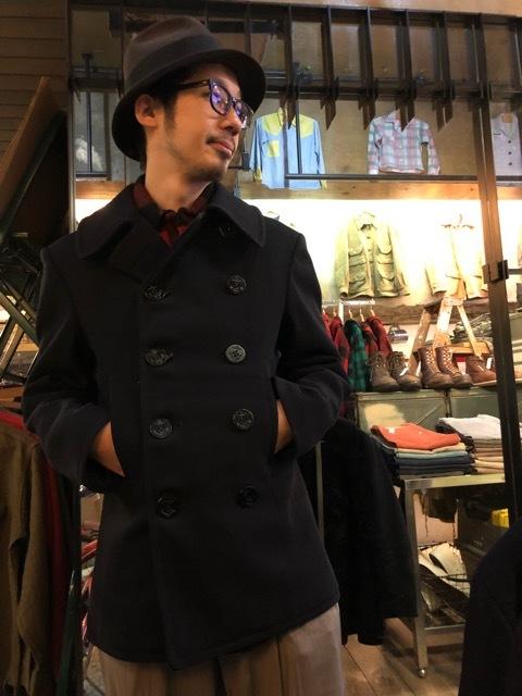 30\'s~40\'s U.S.Navy 10-Button P-Coat!!(マグネッツ大阪アメ村店)_c0078587_15442665.jpg
