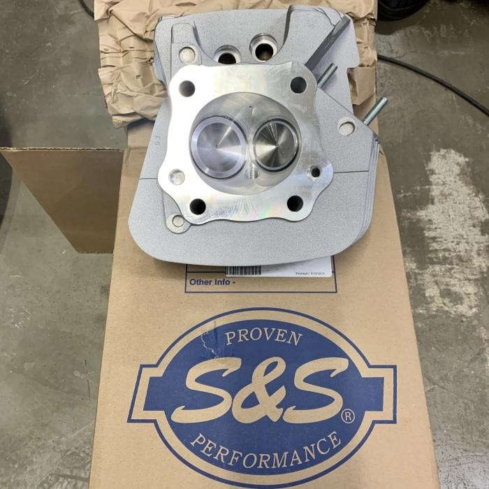 S&S  89cc  CYLINDER HEAD_c0226202_21474254.jpg