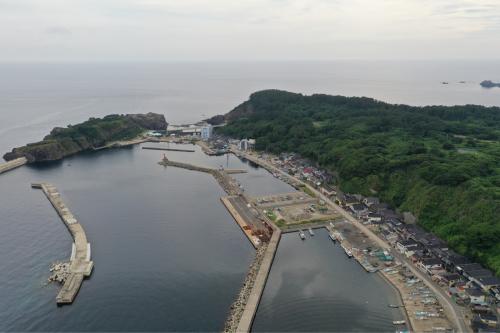 海界の村を歩く 日本海 飛島_d0147406_14542999.jpg