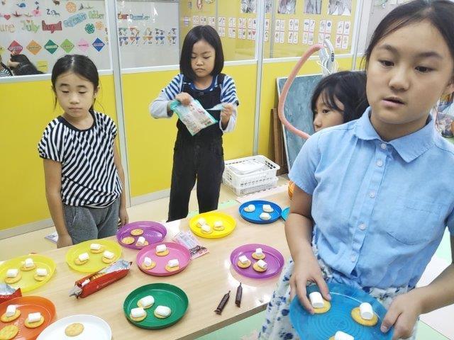 10月9日 Snack cooking_c0315908_10302336.jpg