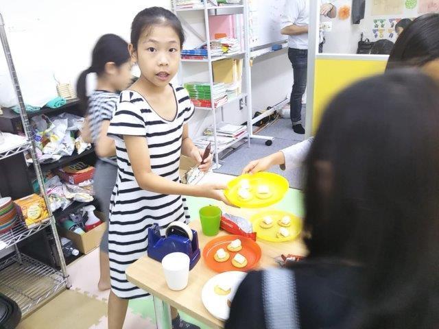 10月9日 Snack cooking_c0315908_10303055.jpg