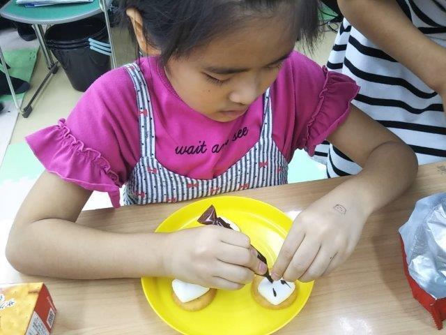 10月9日 Snack cooking_c0315908_10305492.jpg