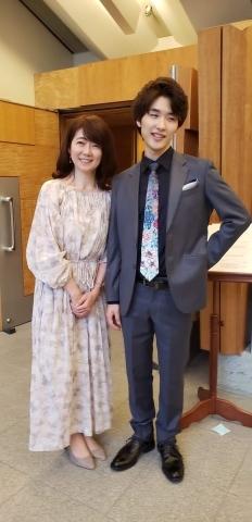 声楽科4年生による学内演奏会へ行ってきました(10月17日)@東京芸術大学奏楽堂10/15〜18_a0157409_09130171.jpeg