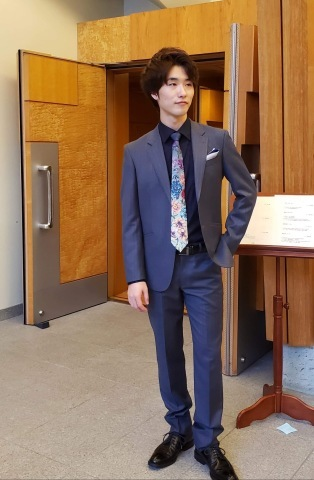 声楽科4年生による学内演奏会へ行ってきました(10月17日)@東京芸術大学奏楽堂10/15〜18_a0157409_09171162.jpeg