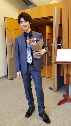声楽科4年生による学内演奏会へ行ってきました(10月17日)@東京芸術大学奏楽堂10/15〜18_a0157409_09172159.jpeg