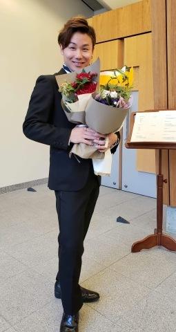 声楽科4年生による学内演奏会へ行ってきました(10月17日)@東京芸術大学奏楽堂10/15〜18_a0157409_09202569.jpeg