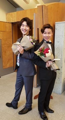 声楽科4年生による学内演奏会へ行ってきました(10月17日)@東京芸術大学奏楽堂10/15〜18_a0157409_09232571.jpeg
