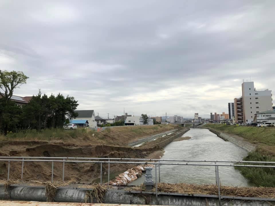 『台風19号 郡山市内 水害 13時』_f0259324_12595445.jpg
