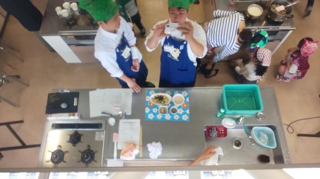 食品ロスをへらす❗️親子DE料理教室_c0124528_20023928.jpg