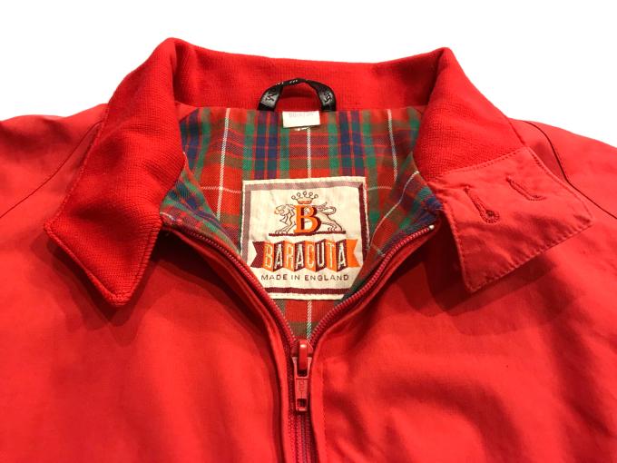 「 今週末のお勧め商品 BARACUTA & SLACKS 」_c0078333_20121923.jpg
