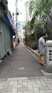 神楽坂散歩からの志な乃でお蕎麦_b0080342_08210920.jpg