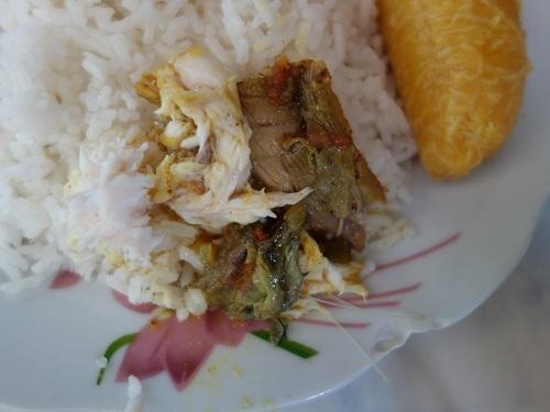 ユリマグアス市場でSUDADO DE PESCADO:魚のシチュー_c0030645_12191634.jpg