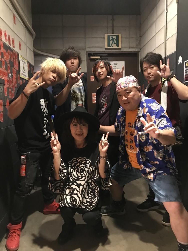 大阪MUGENライブ満杯の応援ありがとう_d0155569_11393653.jpg